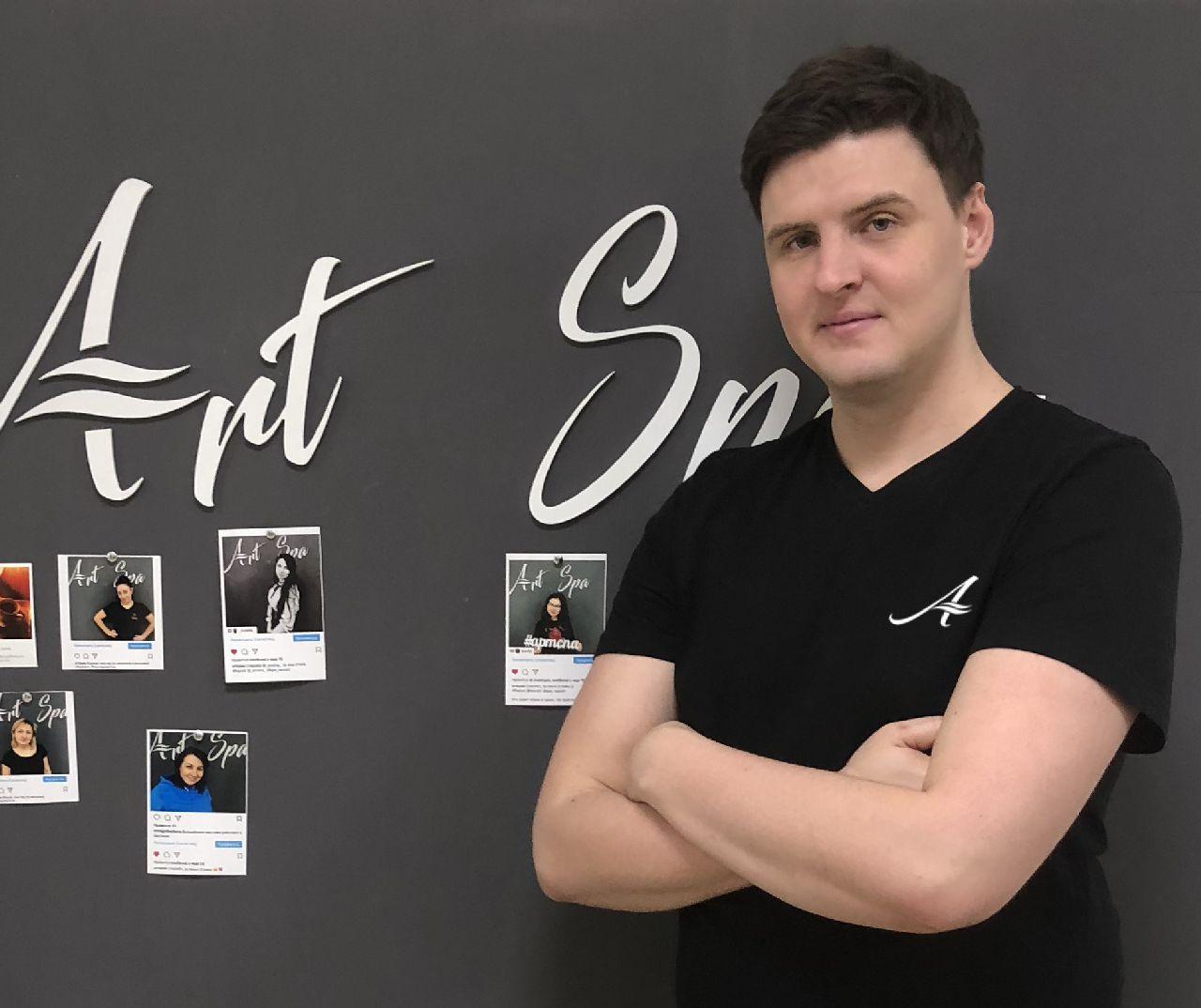 Алексей - Мастер по массажу | Спа центр «АРТ SPA»