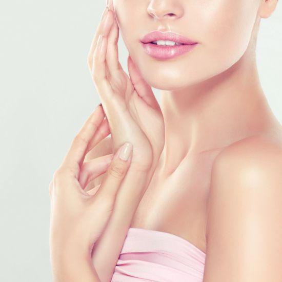 Акварельные пудровые губы | Спа центр «АРТ SPA»