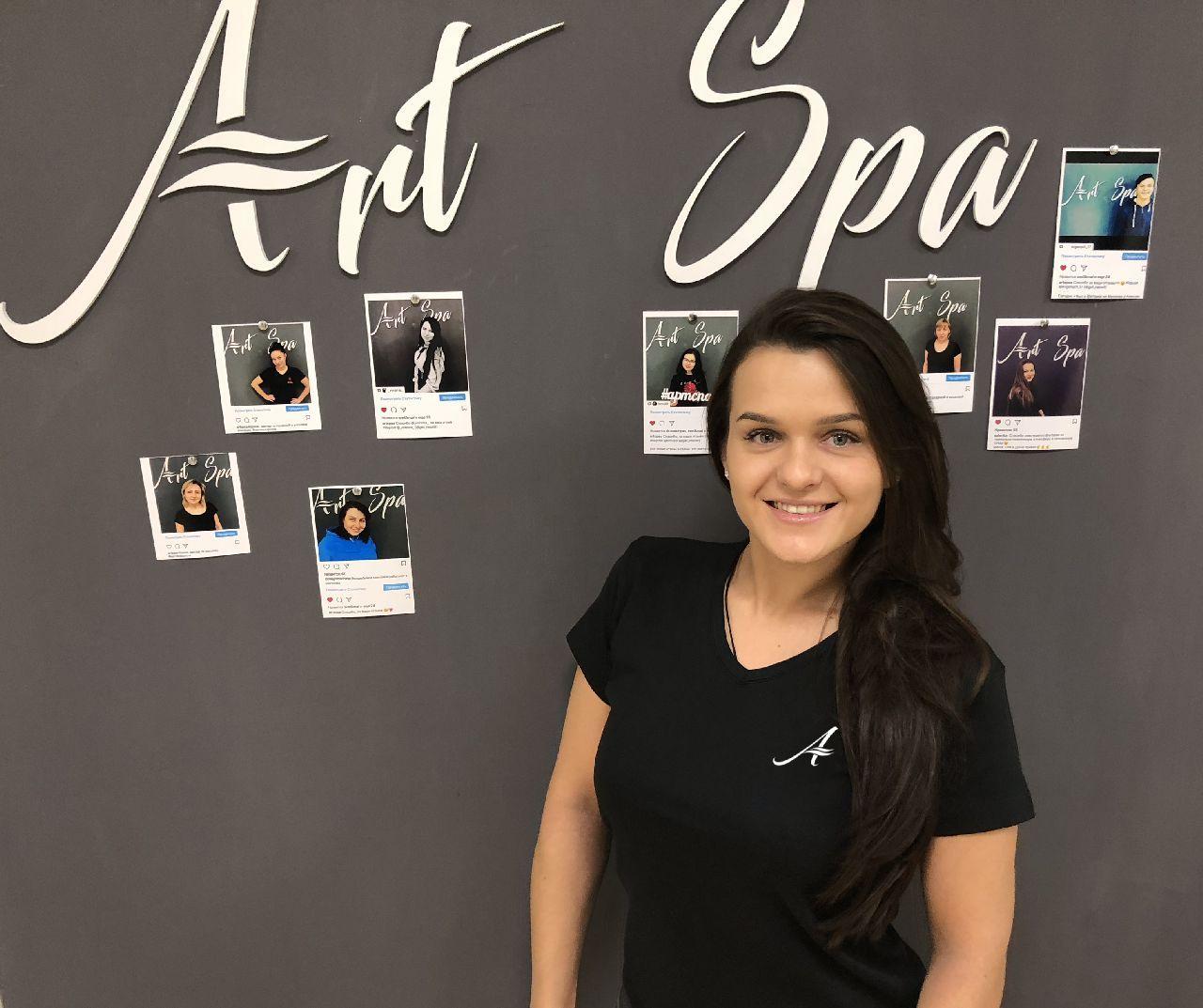 Елена - Мастер по перманентному макияжу | Спа центр «АРТ SPA»
